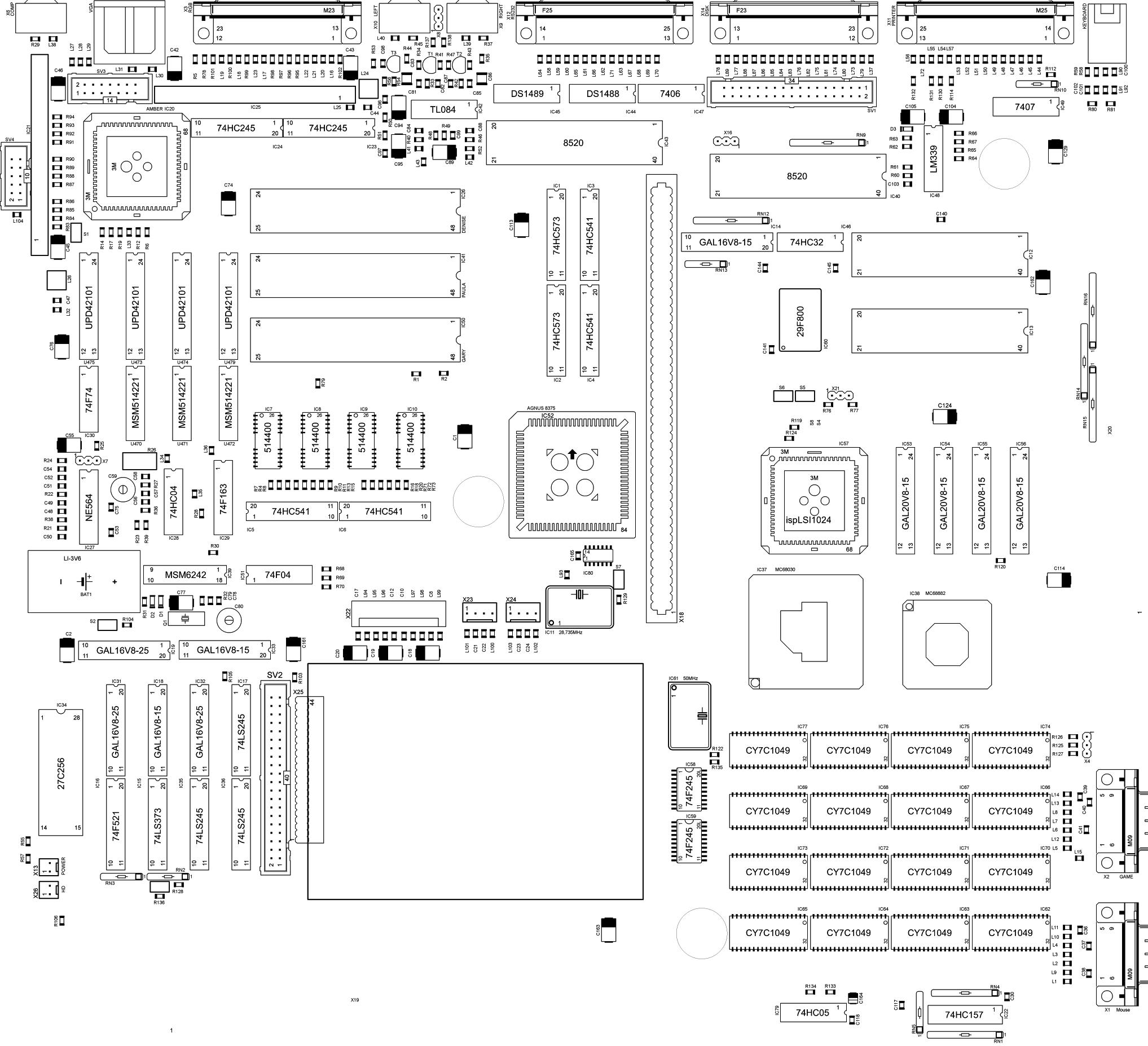 电路 电路图 电子 户型 户型图 平面图 原理图 2035_1855