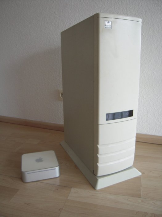 MicroniK Big-Twoer A4000 Classic - Front