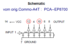 DelayLine Schematic